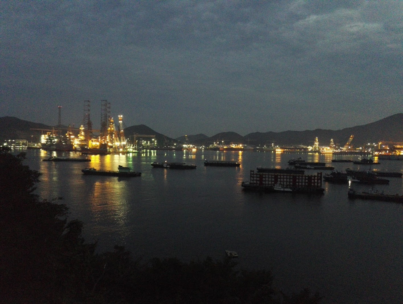 Commissioning for Novenco @ Maersk CJ70 jack-up rig in South Korea (DSME)